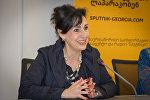 Доктор филологических наук, профессор Татьяна Мегрелишвили