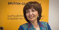Доктор филологических наук, профессор Грузинского технического университета Жанетта Вардзелашвили