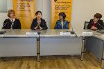 Организаторы Тотального диктанта в Тбилиси