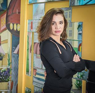 Тренер по фитнесу Ванда Кереселидзе