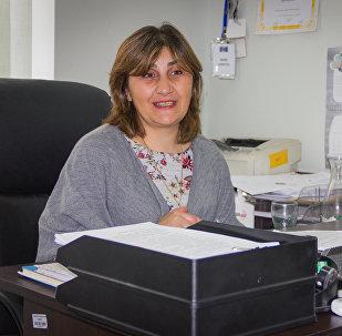 ჯანდაცვის მინისტრის მოადგილე მაია ბუჩუკური