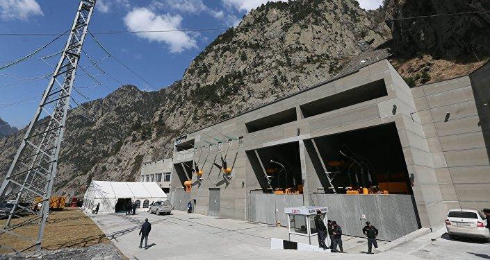 ВГрузии достроили самую крупную за50 лет ГЭС