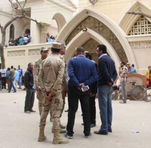 კოპტური ეკლესია ეგვიპტეში