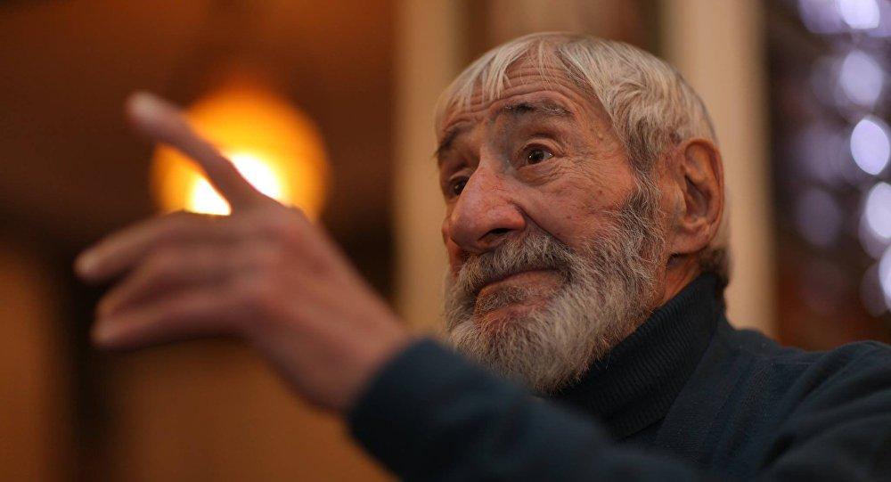 Скончался культовый советский артист грузинского происхождения
