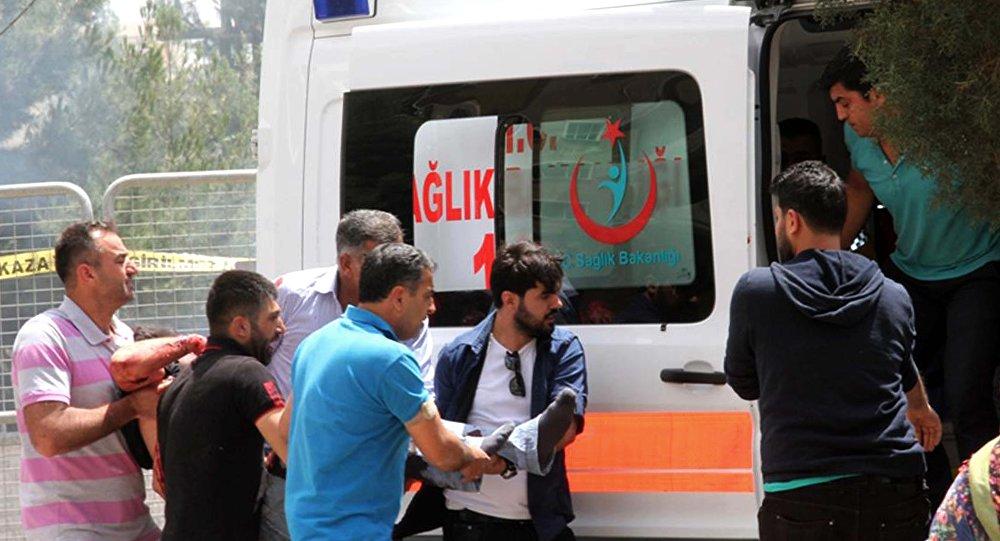 МИД Грузии: состояние пострадавших в Турции детей удовлетворительное