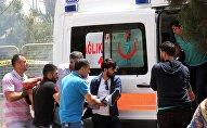 სასწრაფო დახმარება თურქეთში
