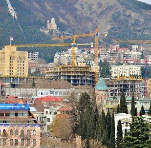 მშენებლობები თბილისში