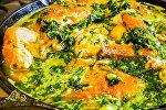 Вкусные рецепты: как приготовить куриное Чакиндзули