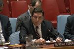 Выступление Сафронкова в ООН