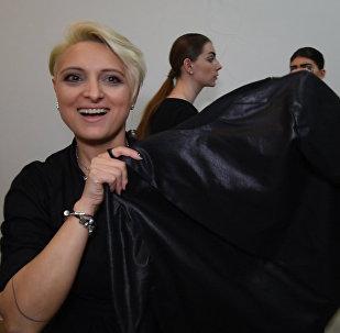 Грузинский дизайнер представила уродливую коллекция на KFW-2017