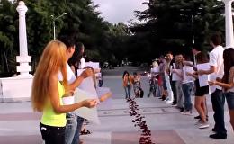 ხელის თხოვნა ბათუმურად - ვიდეოკლუბი