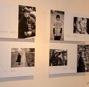 В Ереване открылась выставка Грузия – двойные страницы