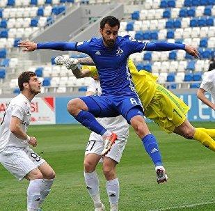Футбол. Бачана Арабули