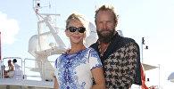 ბრიტანელი მომღერალი სტინგი დაქორწინებულია მსახიობ ტრუდი სტაილერზე უკვე 25 წელია. წყვილი ოთხ შვილს ზრდის