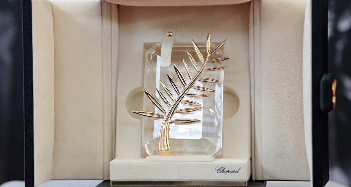 Золотая пальмовая ветвь 66-го Каннского кинофестиваля