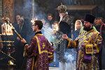 LIVE: Трансляция Пасхального богослужения в Храме Христа Спасителя