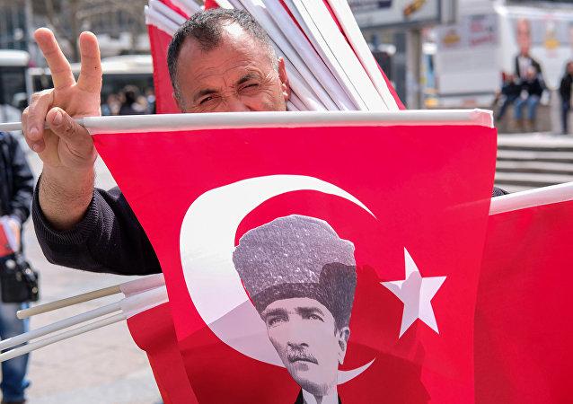 Подготовка к конституционному референдуму в Турции