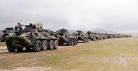 Военные учения в Азербайджане