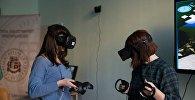 Лаборатория виртуальной реальности VRLab Iliauni