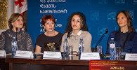 Пресс-конференция перед началом фестиваля От Пасхи до Вознесения