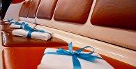 Книги для пассажиров Тбилисского метрополитена