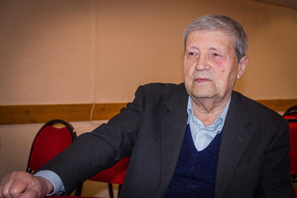 Президент Чешского землячества в Грузии Злата Прага Гарольд Шмальцель