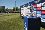 Главный приз футбольного турнира имени Виталия Дараселия