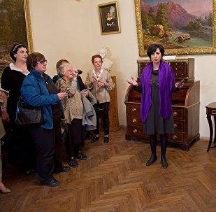 Открытие Дома-музея Смирновых