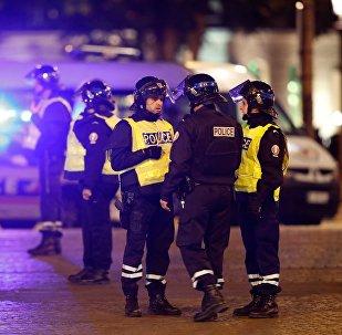 პოლიცია პარიზში