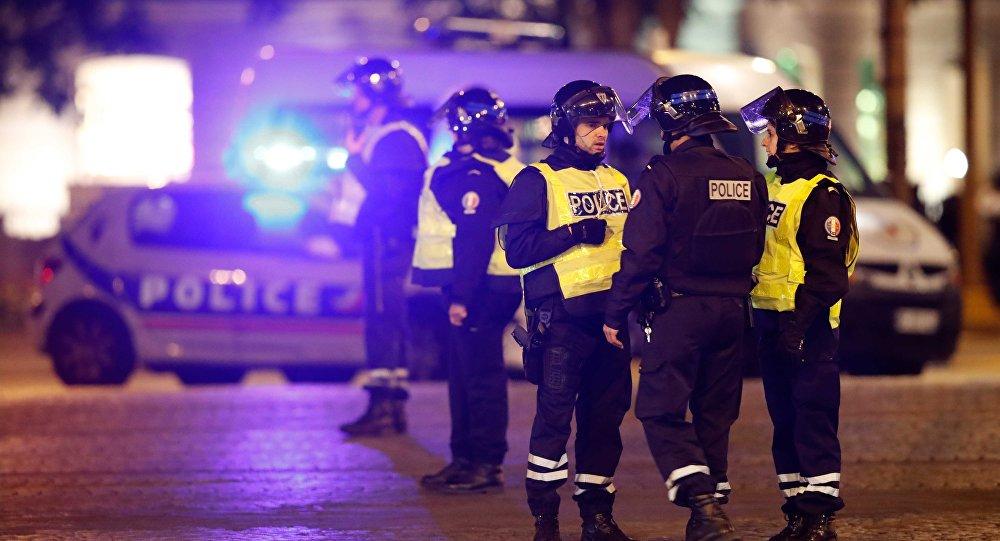პოლიცია ელისეს მინდვრებზე სროლის შემდეგ უსაფრთხოებას უზრუნველყოფს