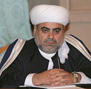 Председатель Управления мусульман Кавказа Шейх-уль-ислам Аллахшукюра Паша-Заде