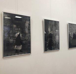 Персональная выставка грузинского фотографа Лали Дадиани в Московском Доме Национальностей