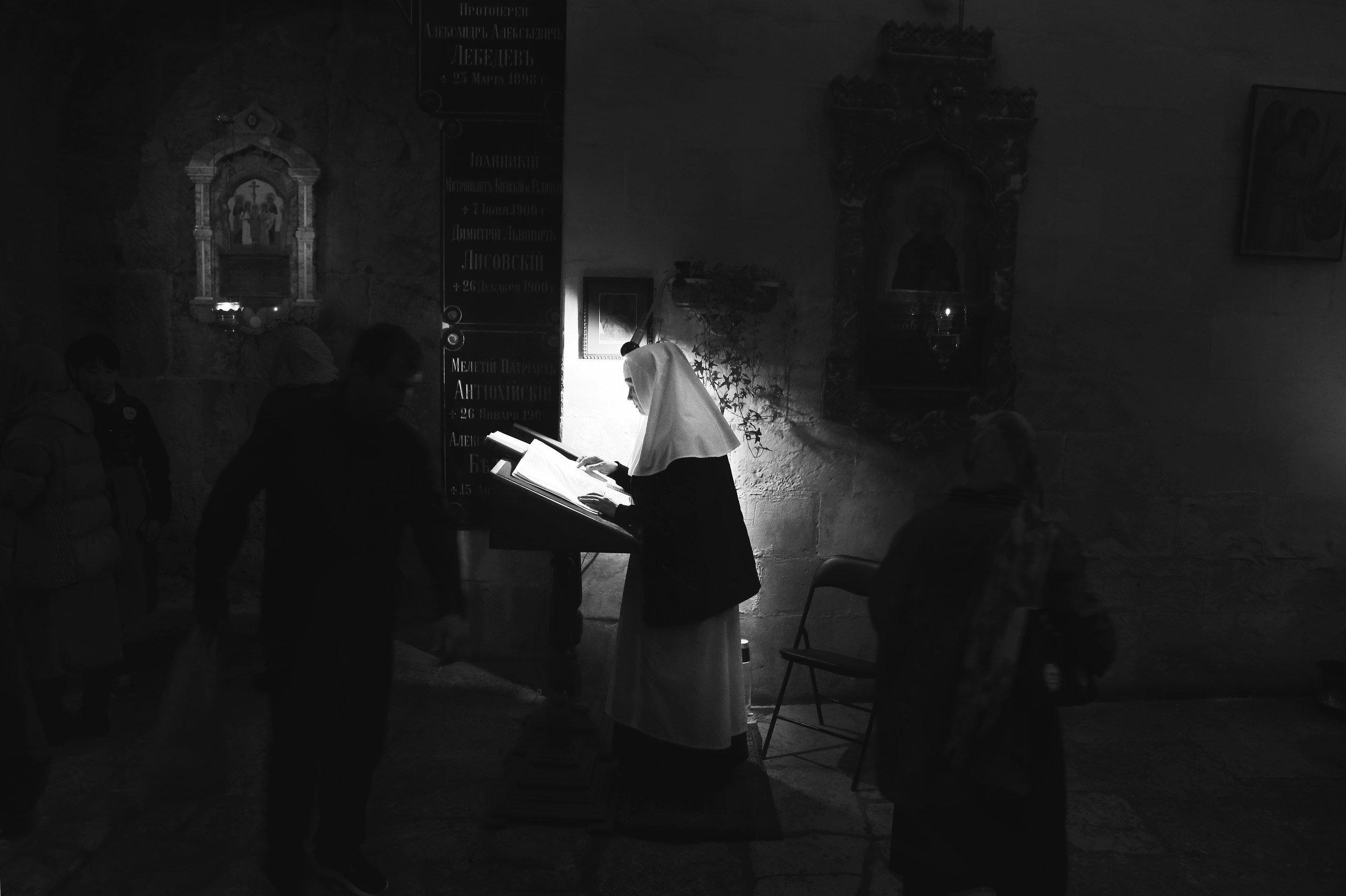 Фотография из экспозиции Глазами Иерусалима