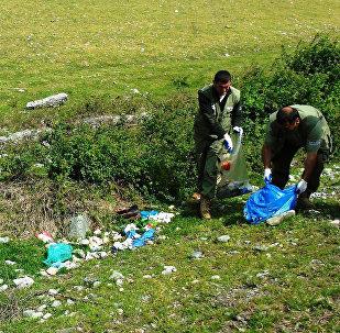 Глава правительства Аджарии Зураб Патарадзе принял участие в кампании за чистоту
