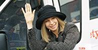 Барбара Стрейзанд в Лондоне
