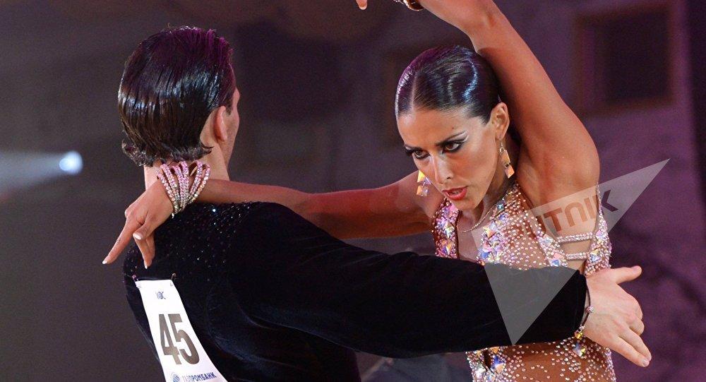 Чемпионат Европы по латиноамериканским танцам