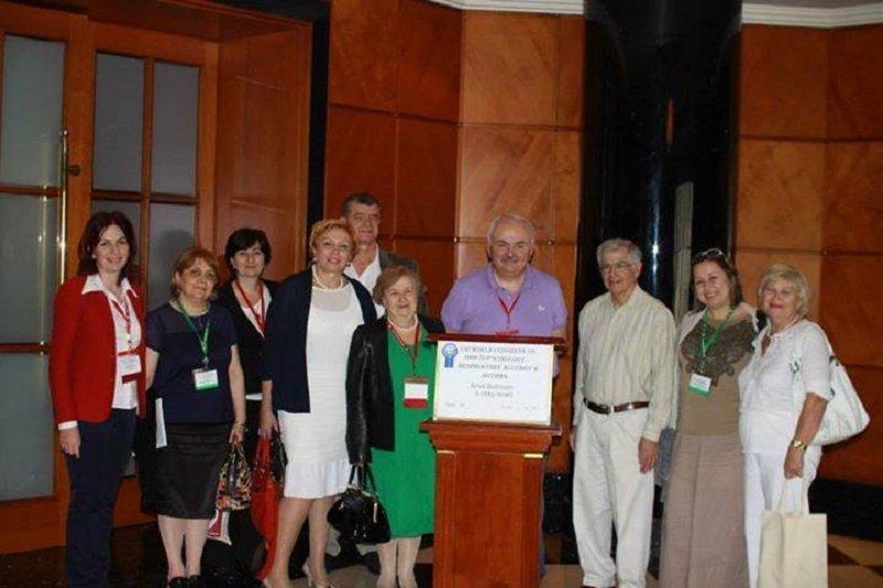 დუბაი, იმუნოლოგთა საერთაშორისო კონგრესი