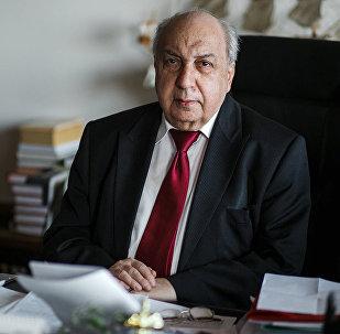 Академик,  доктор исторических наук Александр Чубарьян