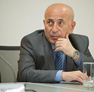 Профессор Тбилисского государственного университета им. И. Джавахишвили Иосиф Арчвадзе