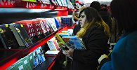 Дни книги в столице Грузии - книжная ярмарка