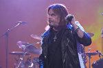Исполнитель хитов рок-группы Raindow выступил в Грузии
