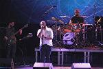 Весенний рок-фест в Батуми: талантливое выступление Георгия Беридзе