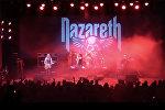 Всемирно известная рок-группа Nazareth выступила в Грузии