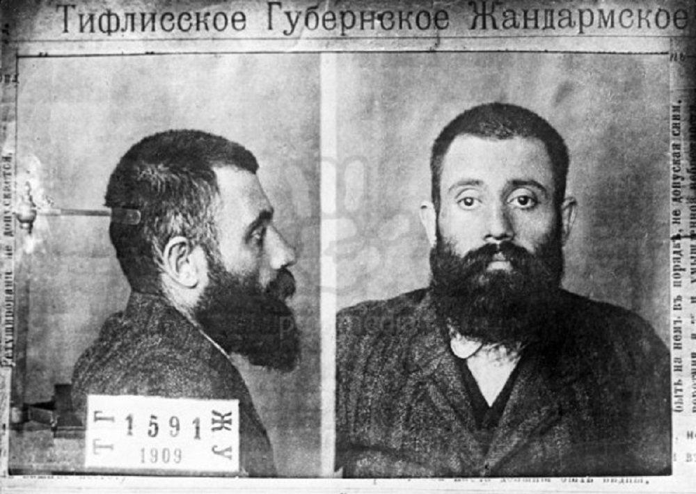 Симон Тер-Петросян - участник экспроприации