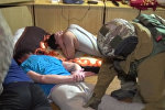 Кадры задержания 12 членов террористической группировки в Калининграде
