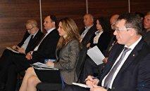 Грузино-молдавский бизнес-форум в Тбилиси