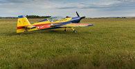 Самолет Extra CL330 для соревнований по высшему пилотажу