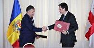 Грузия и Молдова подписали соглашение в сфере туризма