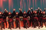 Танец Хоруми в исполнении ансамбля Эрисиони