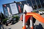 GEO ტურისტული გამოფენა თბილისშ: ათობით კომპანიამ საკუთარი სტენდი წარმოადგინა